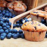 Recette facile de muffins bleuets-citrouille