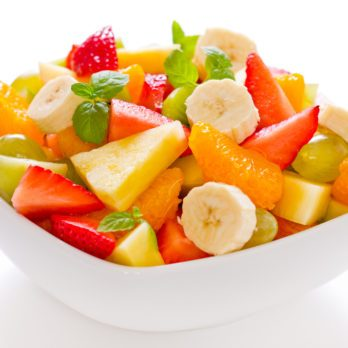 Salade de fruits panachée