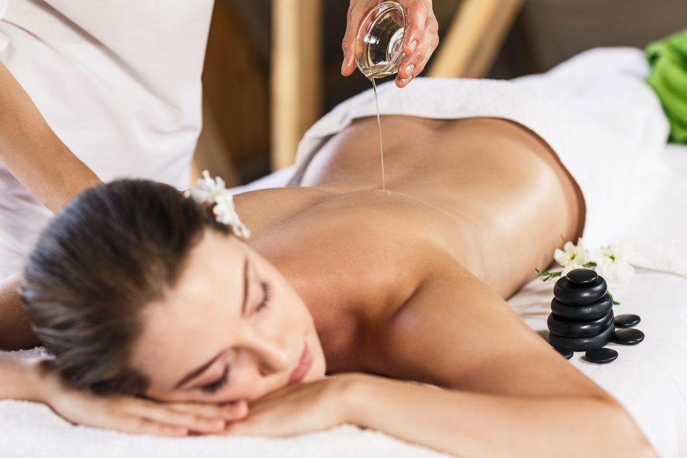 Astuce anti-stress #6: Offrez-vous un massage.