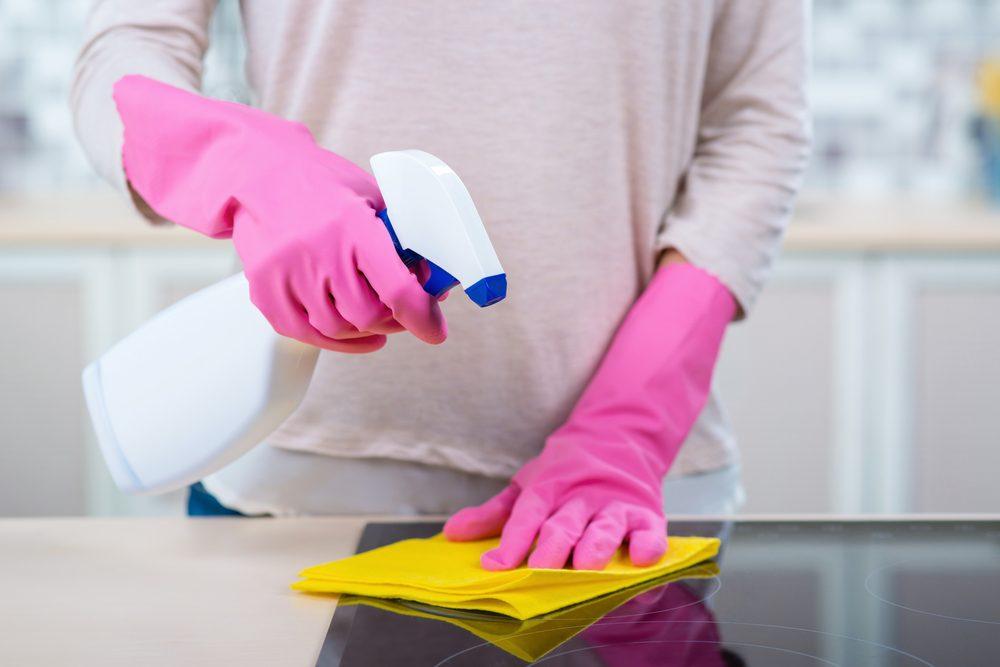 Conseil anti-stress #2: Faites le ménage.