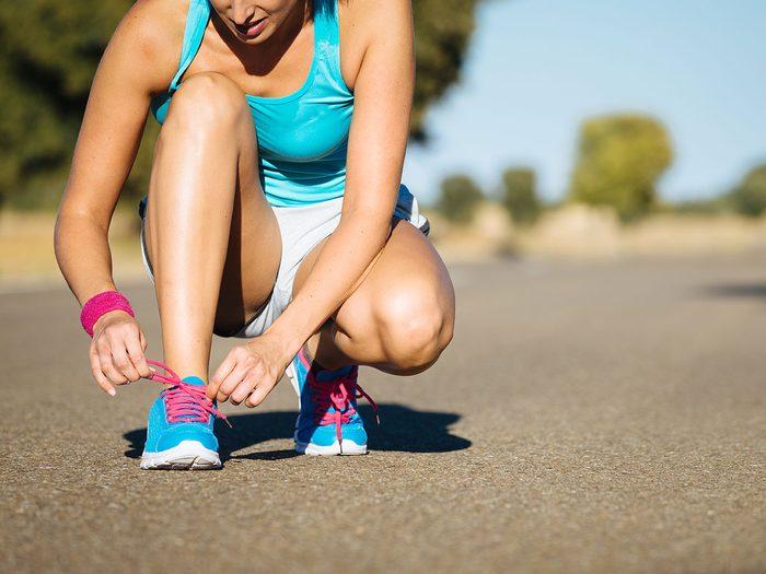 Course à pied: bien se préparer pour son premier 5 km.