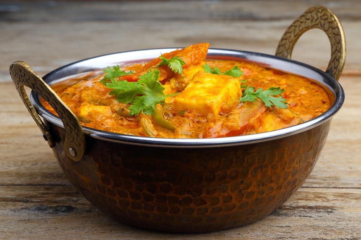 Recette de curry de patates douces au tofu