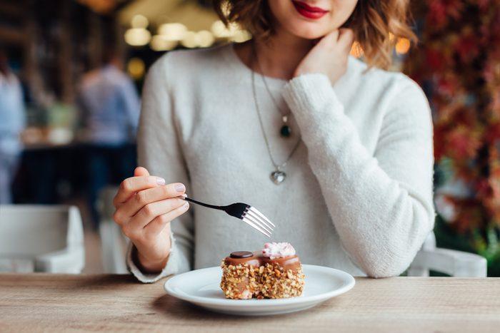 Si vous mangez santé, offrez-vous des tricheries de temps à autres.