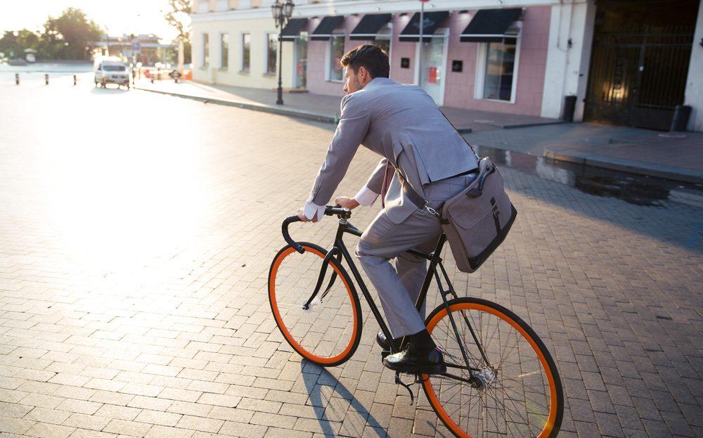 Truc anti-stress #9: Évitez le traffic et autres situations inutilement stressantes.