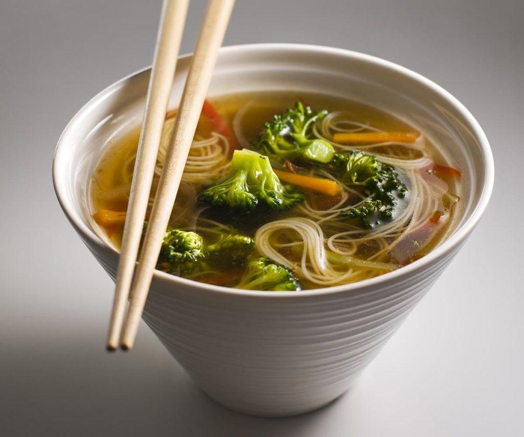 Recette soupe vietnamienne aux nouilles.