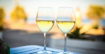 Deux verres d'alcool pour rester mince