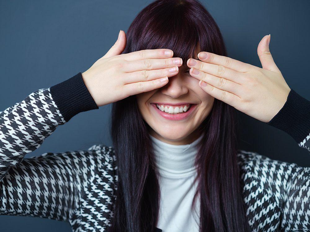 Essayez ces exercices simples pour le repos de vos yeux.