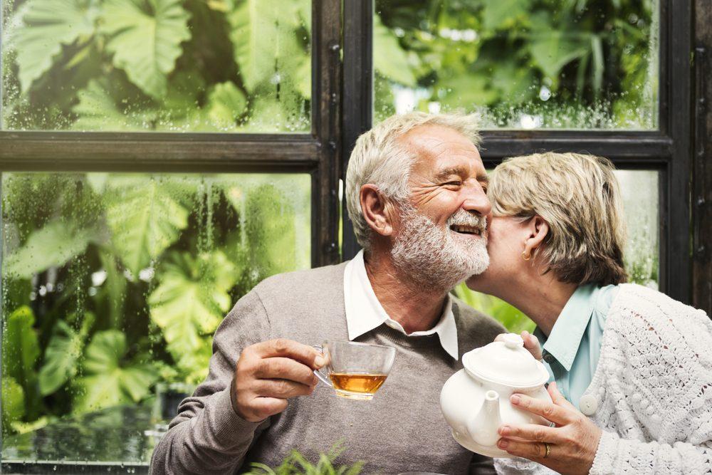 Le fait de vieillir n'affecte pas forcément l'atteinte de l'orgasme.