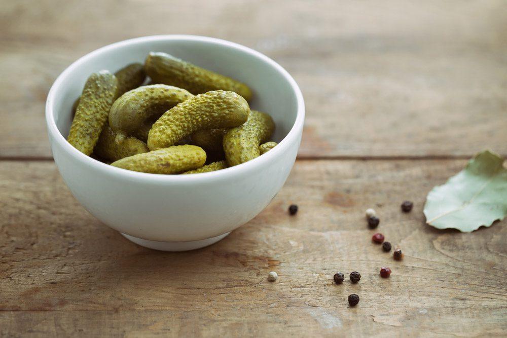 Manger des aliments acides peut aider à stabiliser le taux de glycémie.