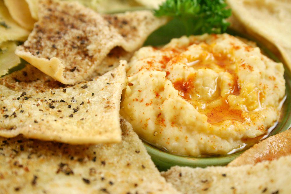 Les croustilles ou chips de pita sont mauvaises pour la santé.