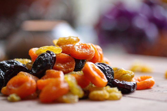 Ces fruits secs sont mauvais pour votre santé.