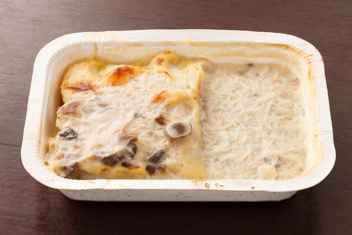 Les repas congelés minceur sont mauvais pour la santé.