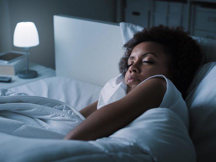 Pour mieux vivre, dormez suffisamment.