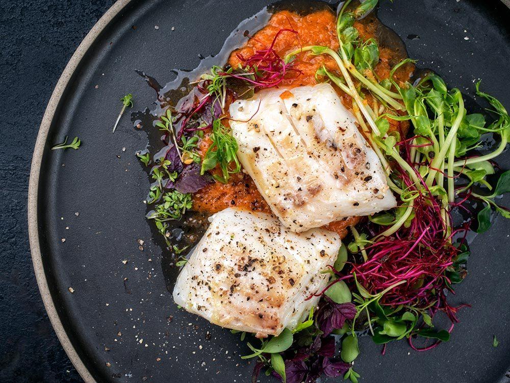 Pour mieux vivre, il est important d'avoir une alimentation saine et variée.