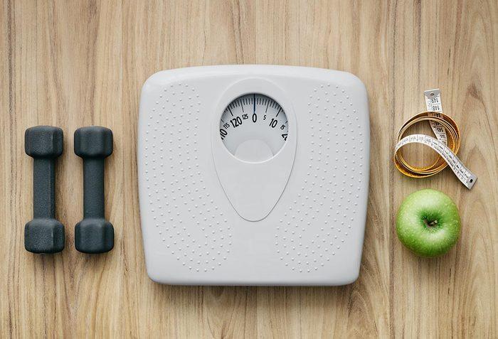 Pour mieux vivre, surveillez votre poids.