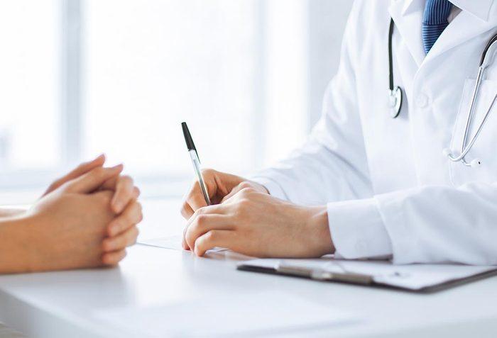 Pour mieux vivre, prenez rendez-vous avec votre médecin.