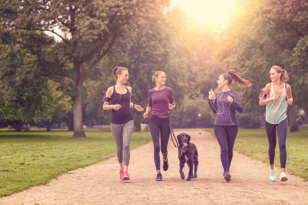 Un groupe de soutien pour perdre du poids.