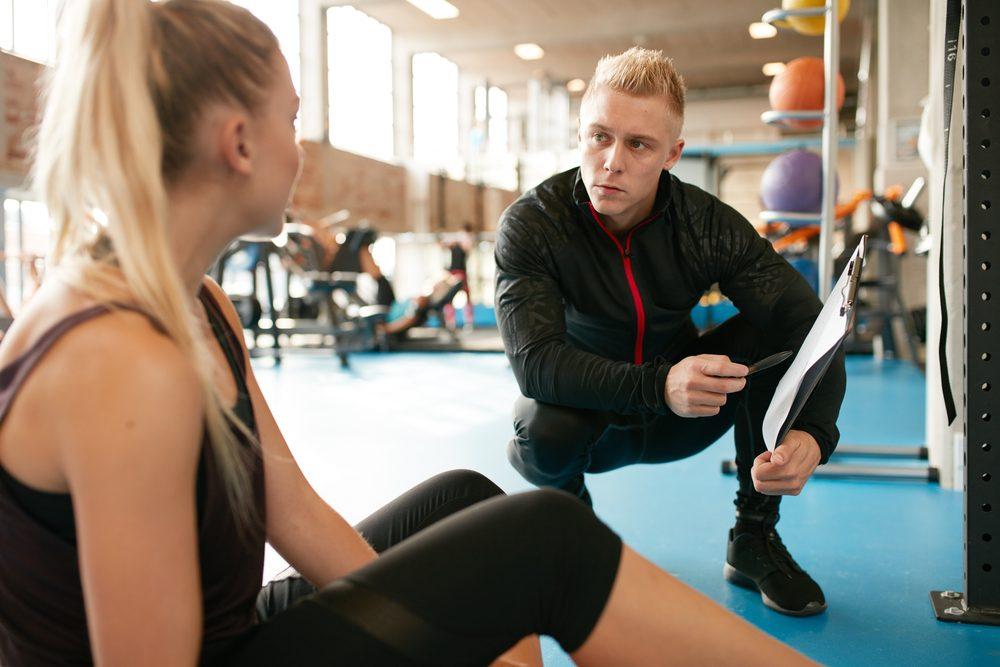 Pour perdre du poids, assurez-vous de changer souvent votre routine d'entraînement.