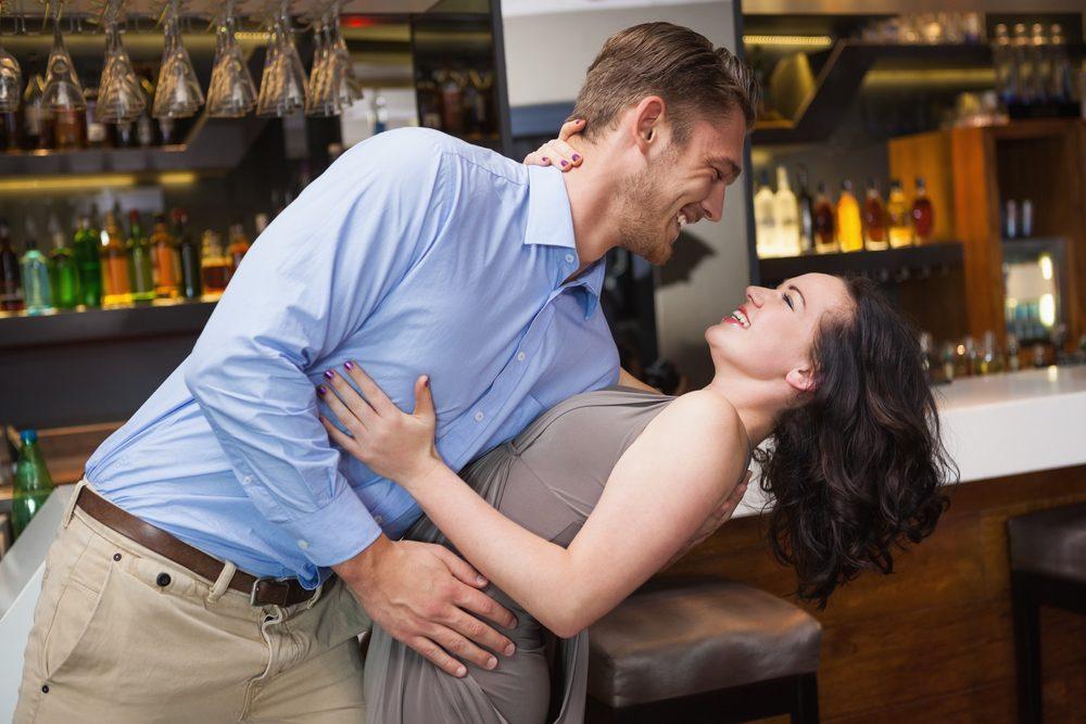 Le contact physique pour prévenir l'adultère.