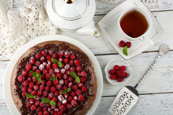 La meilleure recette classique de gâteau suprême au chocolat.