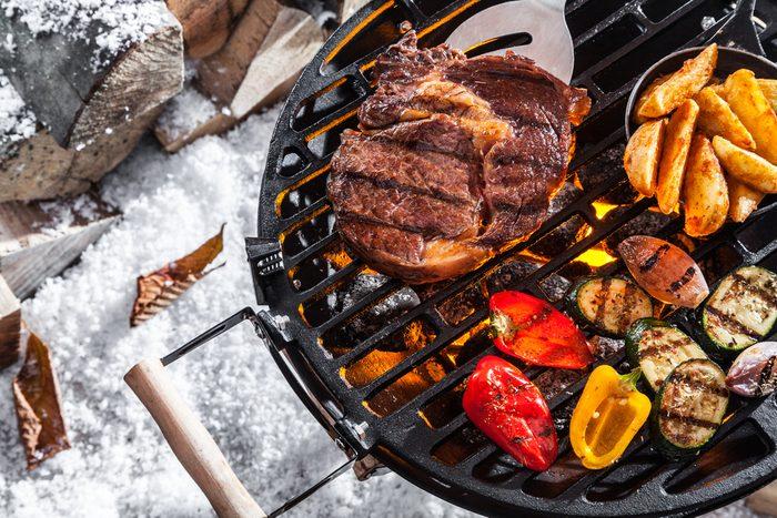 Les barbecues sont des causes d'incendie.