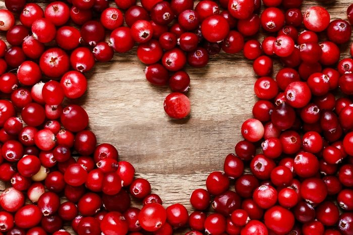 Vertus et bienfaits des canneberges: elles sont bonnes pour le coeur.