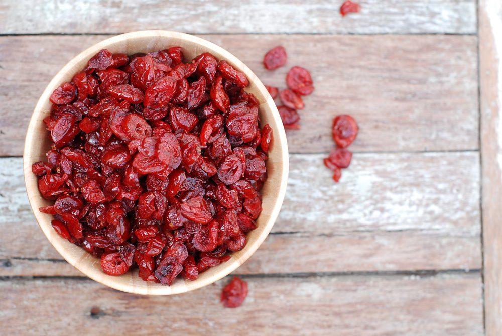 Canneberge et ses bienfaits: un fruit pour mieux contrer le diabète.