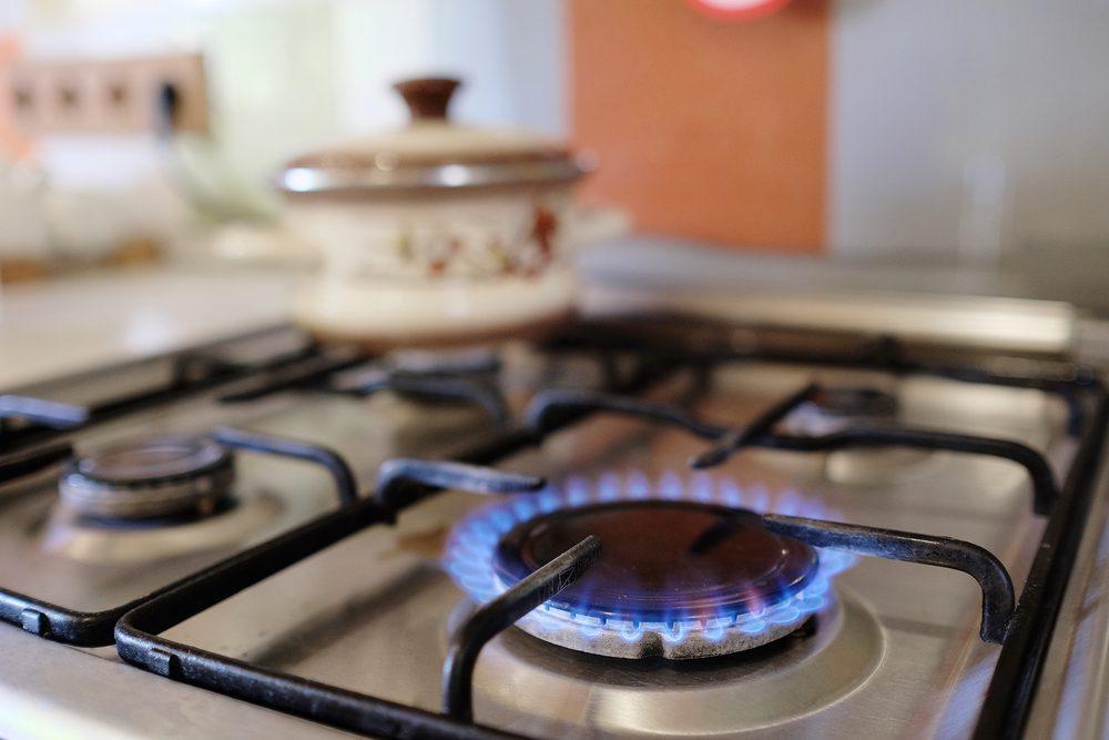La cuisinière parmi les causes les plus fréquentes d'incendies.