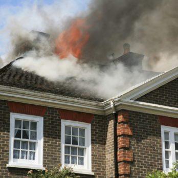 Risque d'incendie: 10 catastrophes faciles à éviter