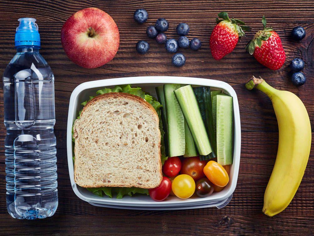 Favorisez la perte de poids en planifiant vos repas.