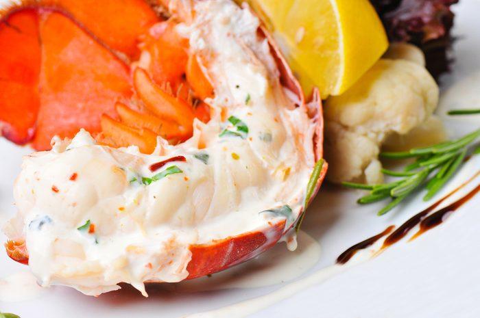 Une recette aphrodisiaque de homard