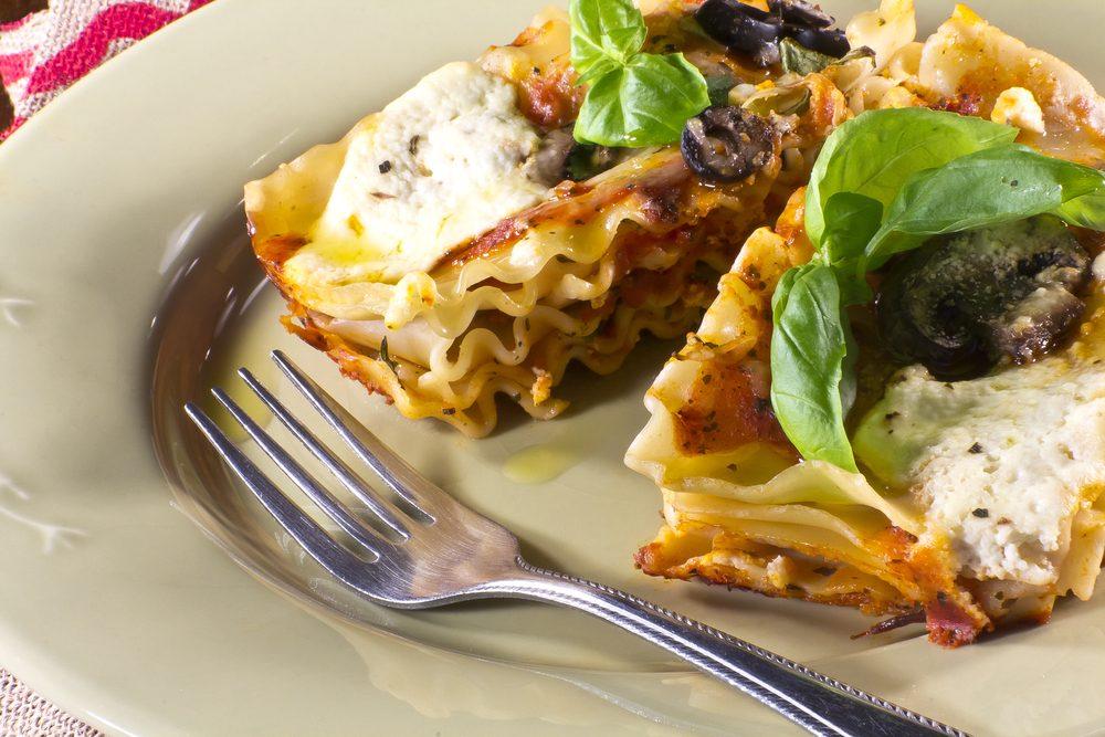 Une recette aphrodisiaque de lasagne
