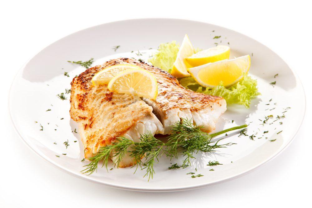 Une recette aphrodisiaque au poisson