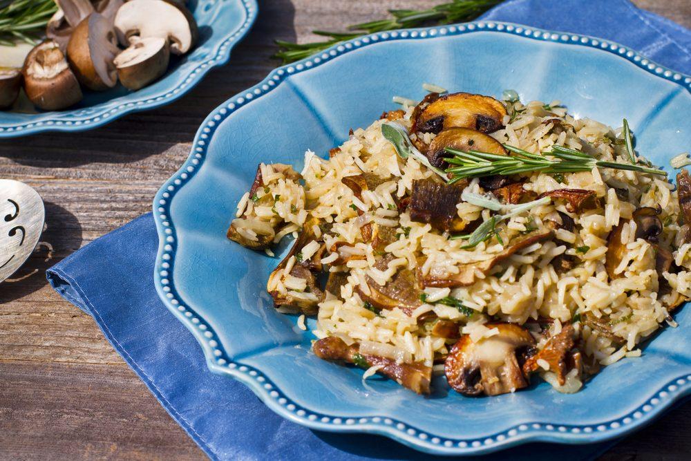Une recette aphrodisiaque santé de riz