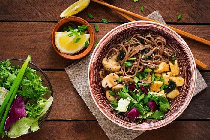 Les meilleures recettes végétariennes de wok