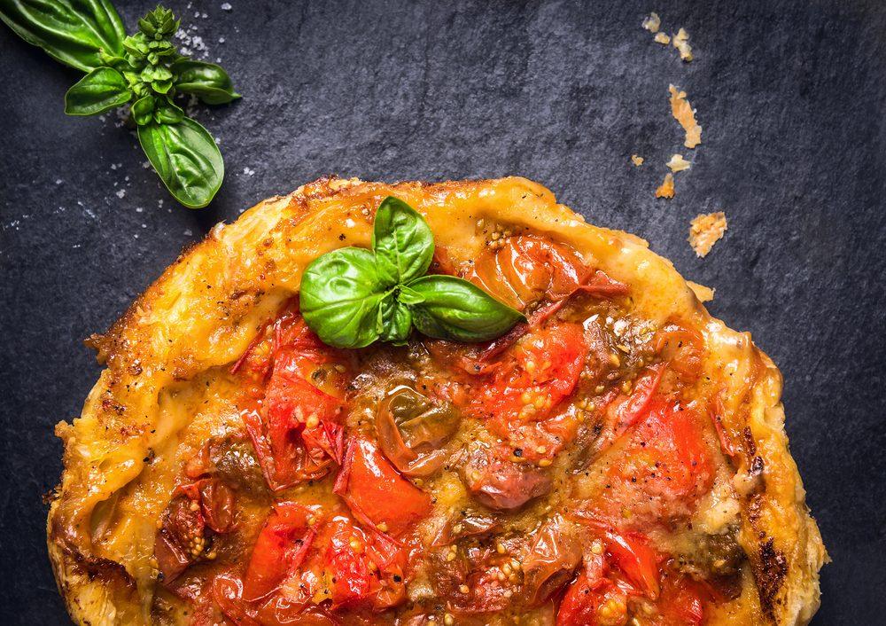 La meilleure recette végétarienne de tatins aux tomates