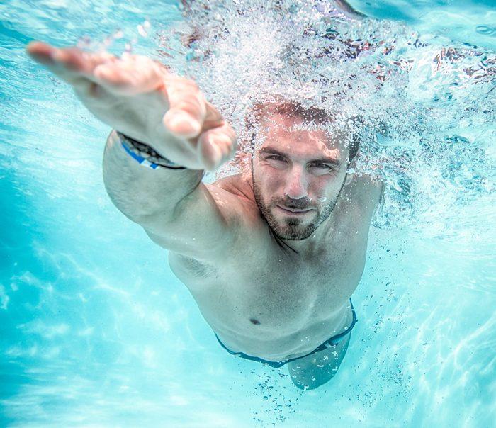 Chlore des piscines