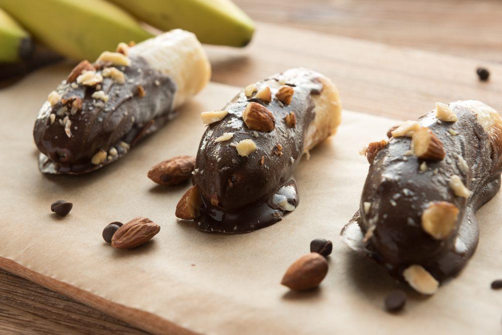 Un dessert au chocolat santé