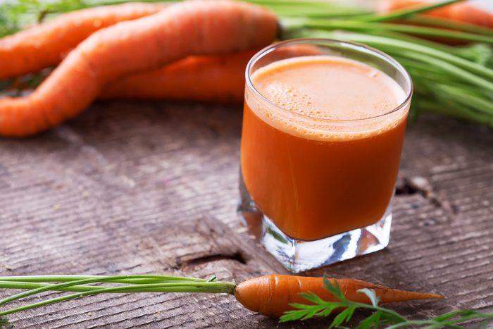 Les carottes pour accroître vos performances sportives.
