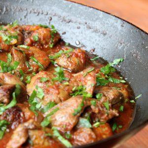 Poulet grillé à la thaïlandaise