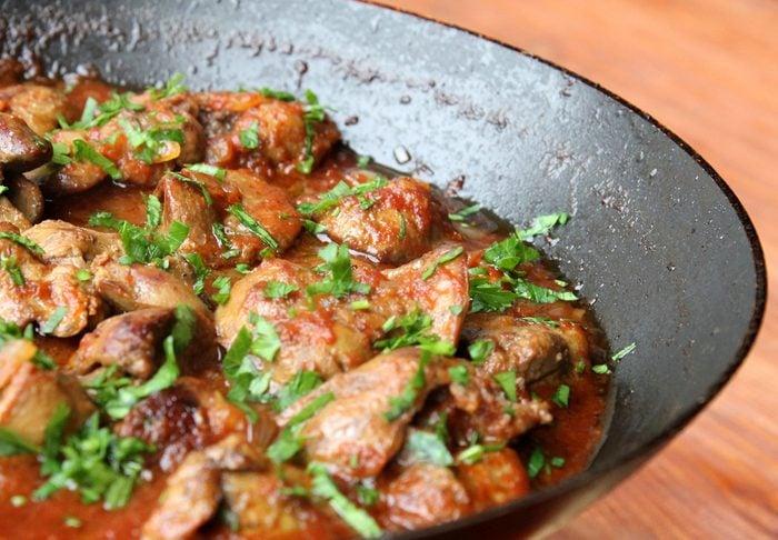 Une recette de poulet à la thailandaise.