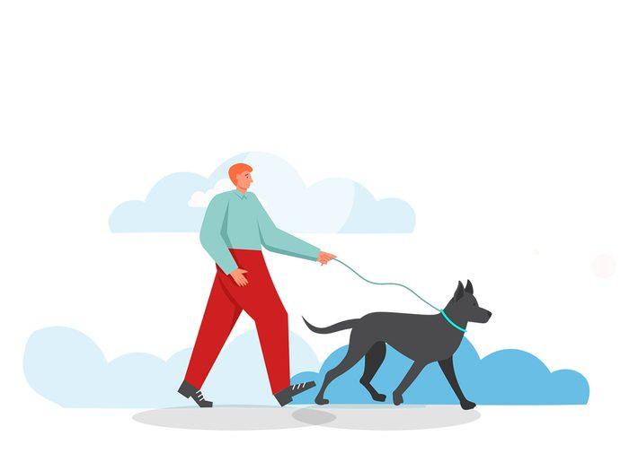 Un animal de compagnie peut vous permettre de vivre plus longtemps.