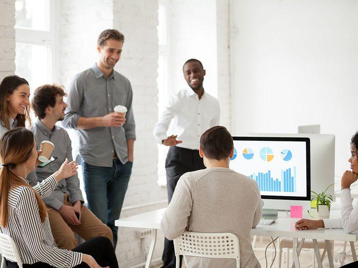Pour rendre un meeting efficace, dirigez sans dominer.