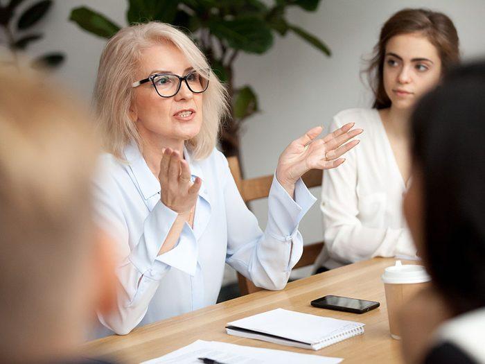 Pour rendre un meeting efficace, désignez un meneur.