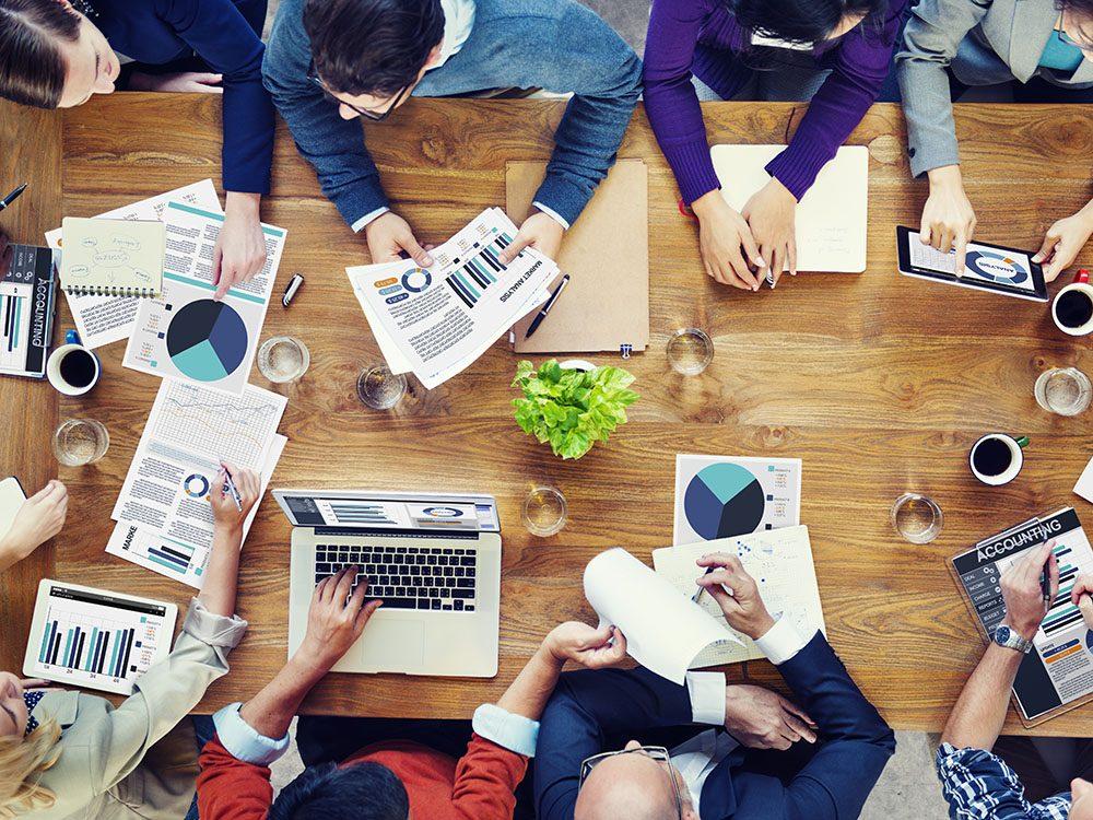 Pour rendre un meeting efficace, soyez réaliste.