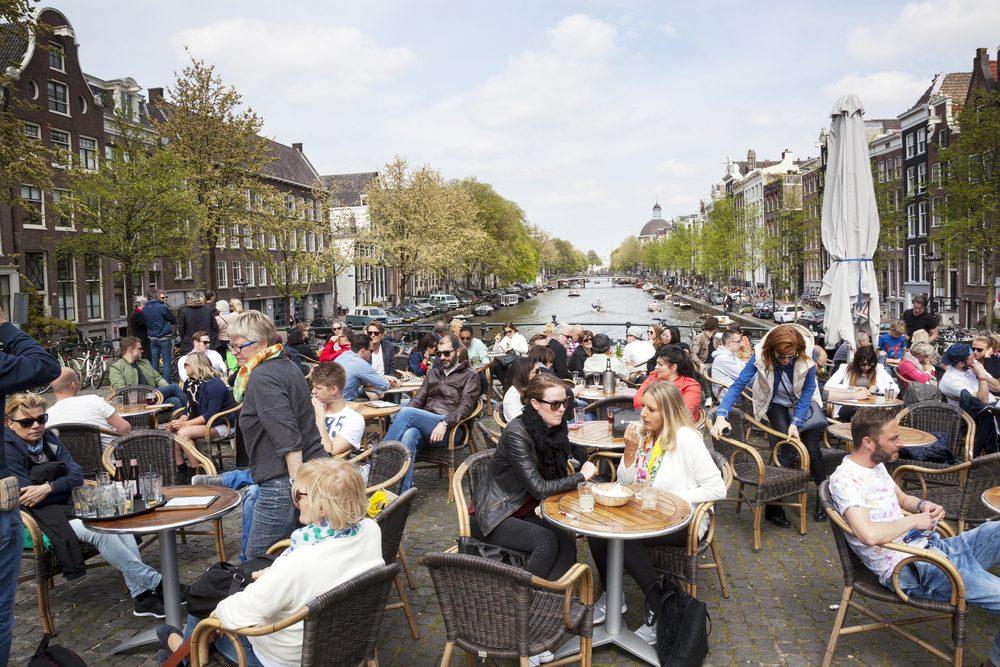 Amsterdam, l'une des meilleures villes pour prendre une bière