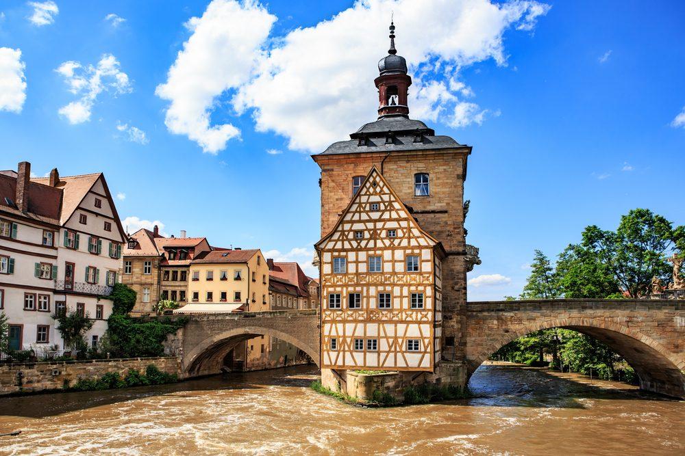 Bamberg, l'une des meilleures villes où prendre une bière