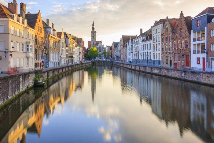 Les meilleures villes pour boire une bière : Bruges