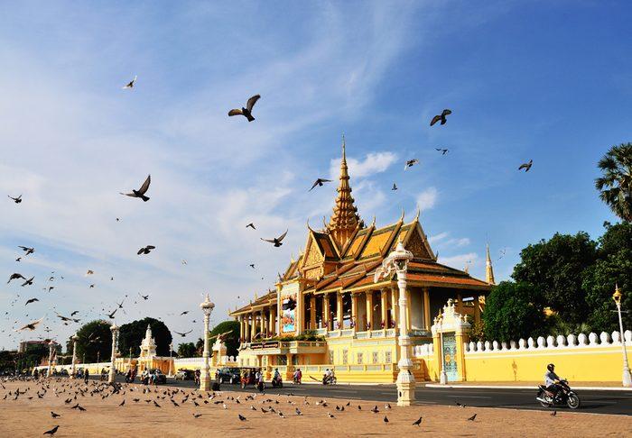 La meilleure ville pour prendre une bière au Cambodge