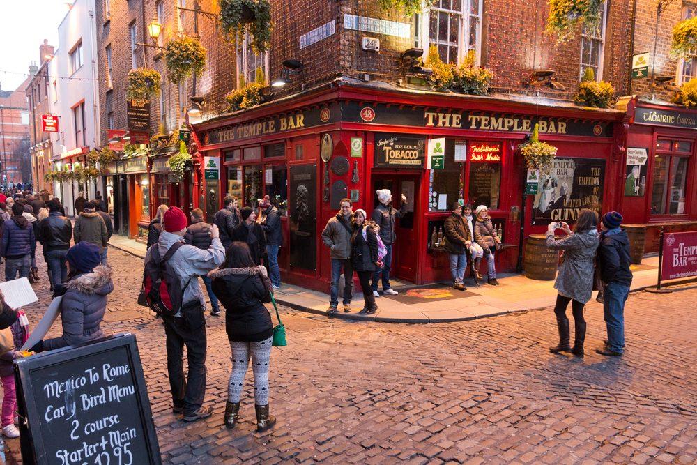 Dublin est l'une des meilleures villes pour boire une bière